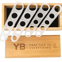 Toe Separators | YOGABODY Corrective Toe Spacers [+stylish wood box]