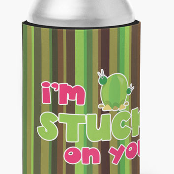 Cactus I'm Stuck on You Can or Bottle Hugger BB6851CC