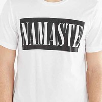 FUN Artists Namaste Tee- White