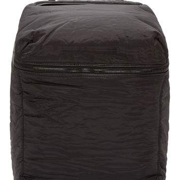 Alexander Wang Black Nylon Wallie Padded Backpack