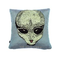 We Out Here Granny Pillow | RIPNDIP
