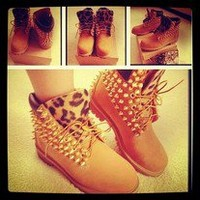 Customized Timberlands