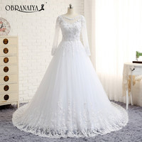 Real Photos Vintage Ball Gown Wedding Dress Lace Scoop Bridal Gown Sexy Cap Sleeve Robe De Mariage Vestido De Novia Custom Made