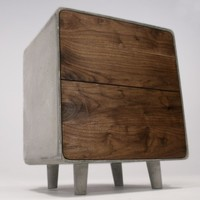 Modern Toronto – Architecture | Art | Design | Homes | Furniture |   Jean Willoughby – Concrete Cabinet