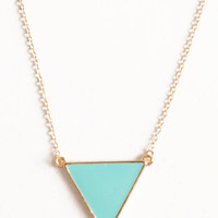 Mint Delight Necklace - $14.00 : ThreadSence.com, Your Spot For Indie Clothing & Indie Urban Culture