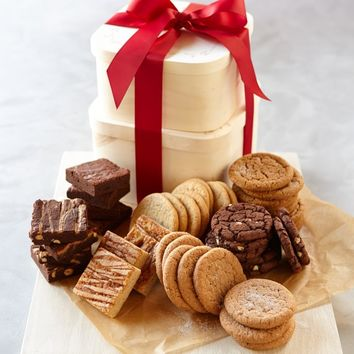 Cookie & Brownie Gift Tower
