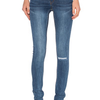 Cheap Monday Tight Skinny in Surreal Blue