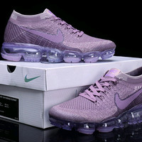 Nike Air VaporMax Running Sport Shoes Sneakers Shoes Purple