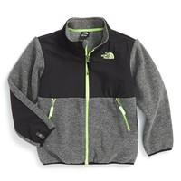 Boy's 'Denali' Recycled Fleece Jacket,