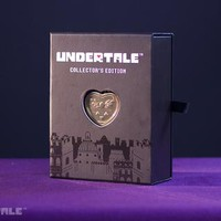 UNDERTALE PS4 / PS Vita / PC Physical Editions