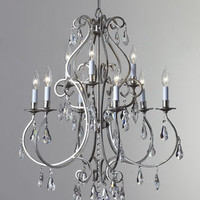 """Delicacy"" Chandelier - Horchow"