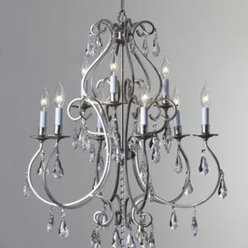 """""""Delicacy"""" Chandelier - Horchow"""