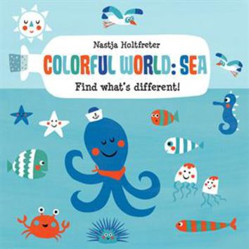 Usborne Books & More. Colorful World: Sea