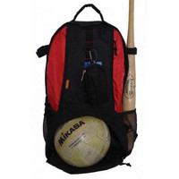 "22"" Bat, Basketball, Volleyball, Football Backpac"