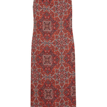 Zimmermann - Konya printed linen maxi dress