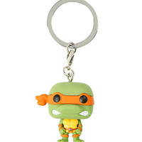Funko Teenage Mutant Ninja Turtles Pocket Pop! Michelangelo Key Chain