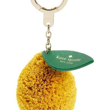 kate spade new york lemon bag charm | Nordstrom