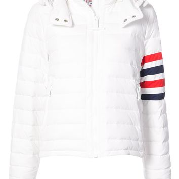 4-Bar Stripe Downfill Ski Jacket by Thom Browne