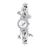 Oklahoma Sooners NCAA Women's Charm Series Watch