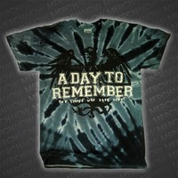 For Those Who Have Heart Tie Dye : MNDI : MerchNOW