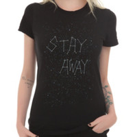 Stay Away Constellation Girls T-Shirt
