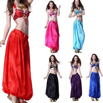 Women's Best dance Professional Belly Dance Costume - Free Shipping