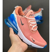 Nike W Air Max 270 Flyknit Atmospheric cushion 270 sports shoes