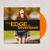 Various Artists - Edge Of Seventeen Soundtrack LP - Urban Outfitters