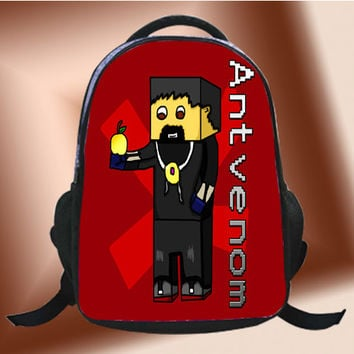 Now drawing Minecraft skins - SchoolBags.