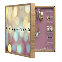 Shannon Clark Birds And Bokeh BlingBox Petite