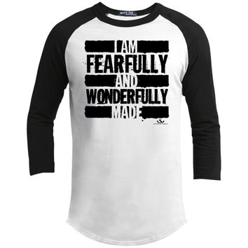 I AM FEARFULLY AND WONDERFULLY MADE  Youth Sporty T-Shirt