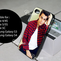 Cool Dylan O'brien iphone, ipod and samsung galaxy cases
