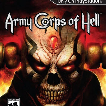 Army Corps of Hell - PlayStation Vita (Very Good)