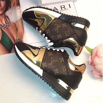 - Louis Vuitton - LV Woman Girl Fashion Casual Shoes