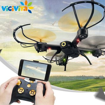 D61 RC Quadcopter Drone Fpv WIFI Mini Drones 6 Axis 2.4GHz 4CH Remote Control Helicopter Toys RC Helikopter Quadcopter No Camera