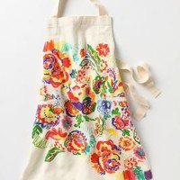 Kitchen Impressionism Kid's Apron?-?Anthropologie.com