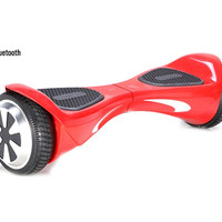 Red HX HoverBoard scooter V5