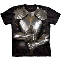 BODY ARMOR The Mountain Medieval Knight Sword Armour Costume T-Shirt S-3XL NEW