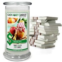 Cinnamon Apple | Cash Money Candle®