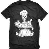 The Alley Chicago The Cannibal Chef T-shirt