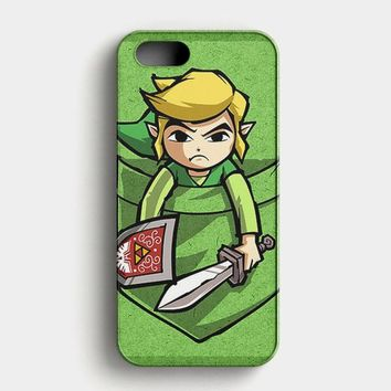 Pocket Link The Legend Of Zelda iPhone SE Case