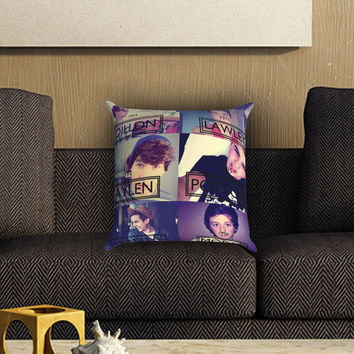 Our Second Life O2L Pillow Cover , Custom Zippered Pillow Case One Side Two SIde
