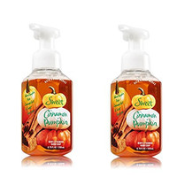 Bath & Body Works Gentle Foaming Hand Soap Sweet Cinnamon Pumpkin (2-Pack)