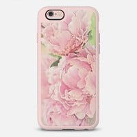 Pink Peonies iPhone 6s case by Lisa Argyropoulos | Casetify