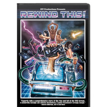 Rewind This! Documentary DVD