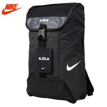 Original New Arrival 2017 NIKE LBRN AIR MAX AMBSDR BKPK Unisex Backpacks Sports Bags
