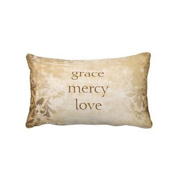 Christian Throw Pillow from Zazzle.com