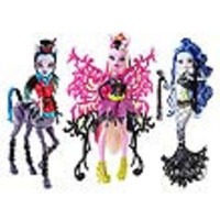Monster High Freaky Fusion Doll Case