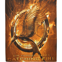 The Hunger Games: Catching Fire Comfy Throw | Hot Topic