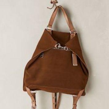Ryan Convertible Backpack by Joy Gryson Brown One Size Bags